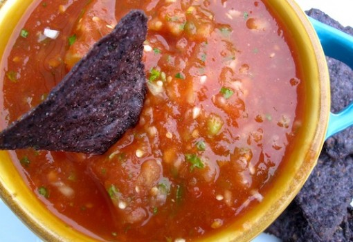 Red Tomato Salsa