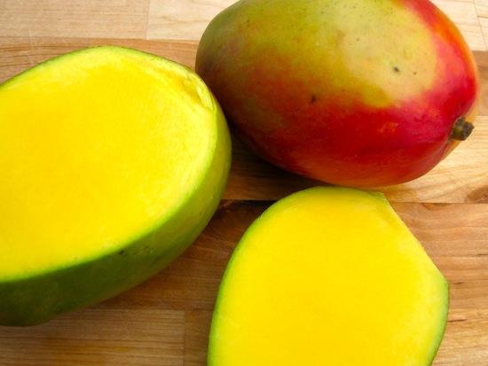 Mango flan recipe