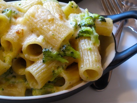 Pasta with Broccoli and Cheese