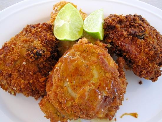 Colombian Fried Chicken