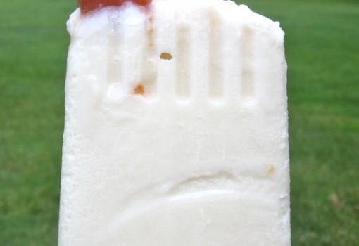 Paleta de Coco con bocadillo