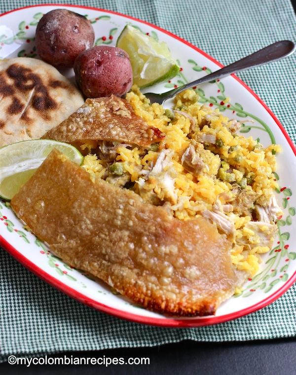 Lechona Tolimense (Colombian-Style Stuffed Pork)