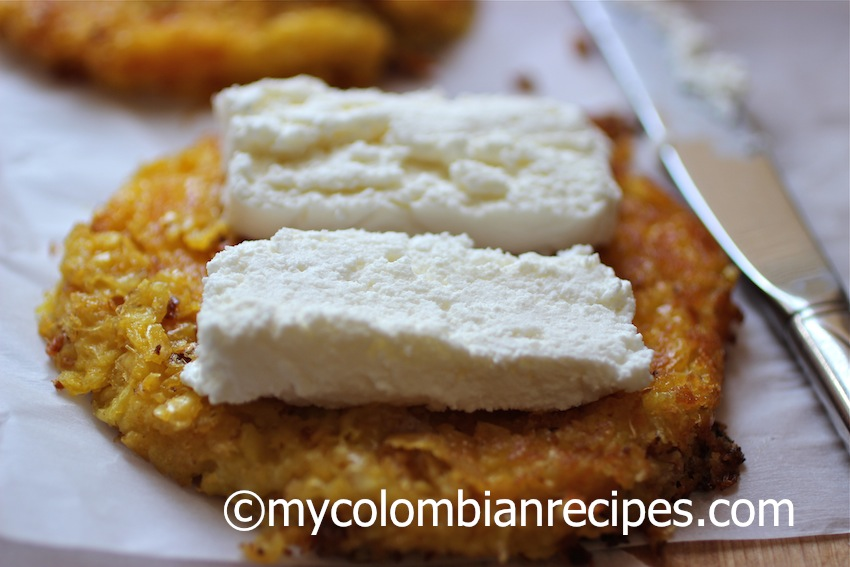 Arepas de Chocl... Quesito