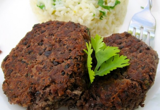 "<span class=""p-name"">Black Bean Patties</span>"