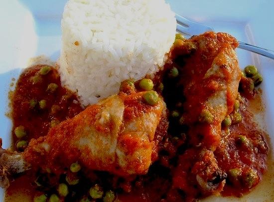 Chicken Estofado