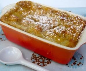 Banana-Bread Pudding