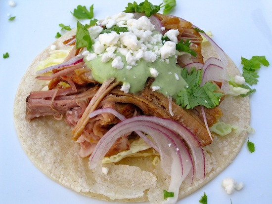 elly says opa shredded beef tacos Slow-cooker mexican shredded beef de mayo party because people can use the beef in their favorite way (tacos shredded beef from elly says opa 1.