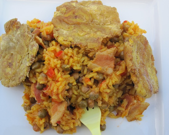 Arroz con Gandules (Rice with Pigeon Peas) | My Colombian Recipes