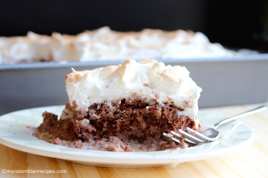 Tres Leches Chocolate Cake My Colombian Recipes
