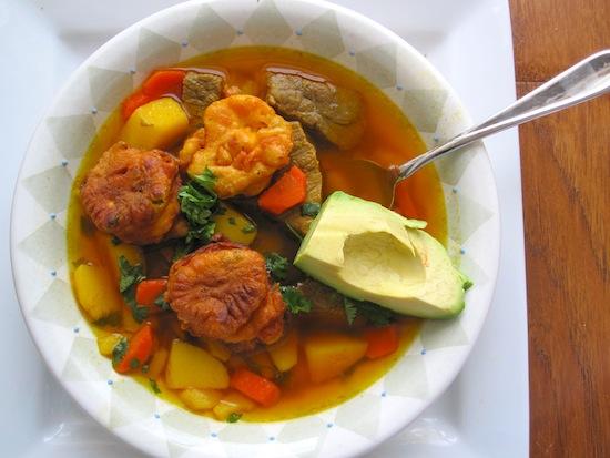 Sopa de Torrejas