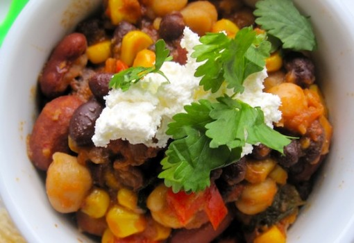 "<span class=""p-name"">Best Meatless Chili</span>"