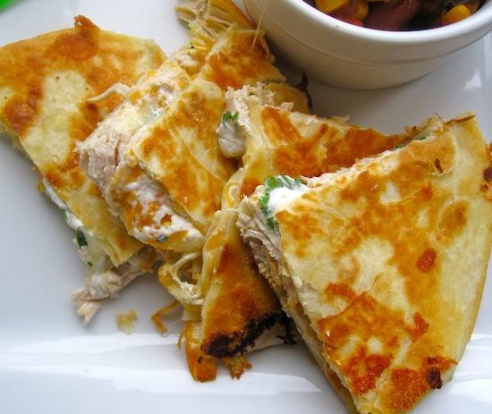 Quesadillas De Pollo Chicken Quesadillas My Colombian Recipes