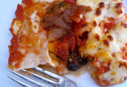 "<span class=""p-name"">Meatless Enchiladas</span>"