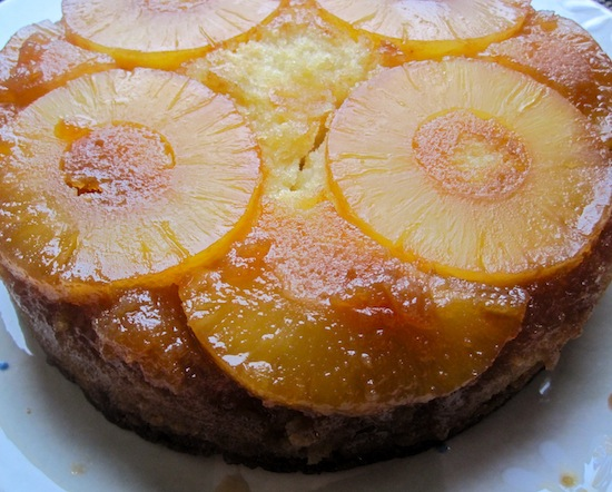 "<span class=""p-name"">Pineapple and Coconut Upside Down Cake</span>"