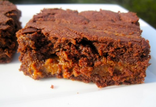 "<span class=""p-name"">Dulce de Leche or Arequipe Brownies</span>"