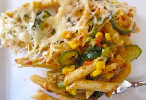 "<span class=""p-name"">Baked Pasta with Roasted Vegetables</span>"