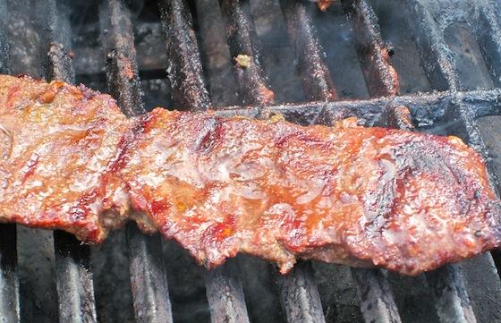 Carne Asada Colombiana