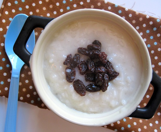 Arróz con Leche de Coco (Coconut Rice Pudding) | My ...