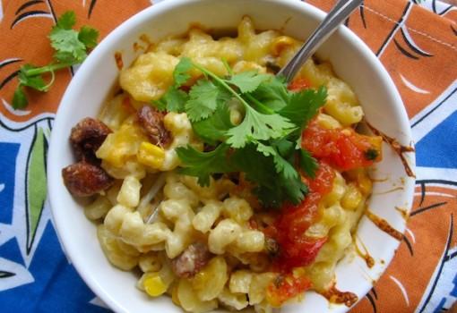 Macaroni And Cheese With Hogao