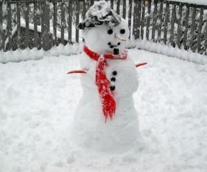 Snowman-oct 2011