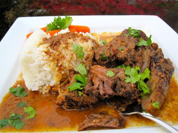 Beef con tamarindo