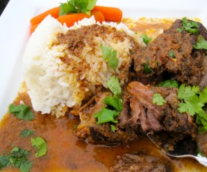 Carne with Tamarindo
