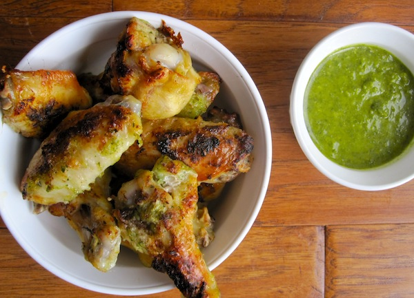 Colombian Style Chicken Wings
