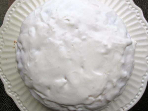 Lime Cake w Lechera Frosting