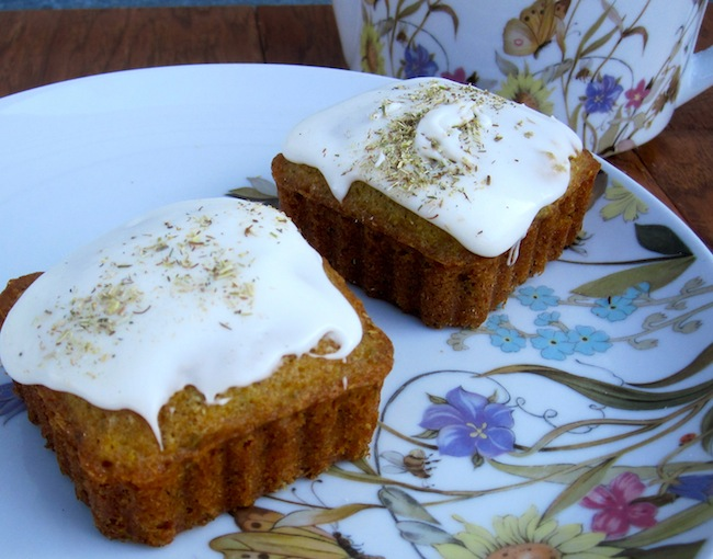 Chamomile Pound Cake Recipes — Dishmaps