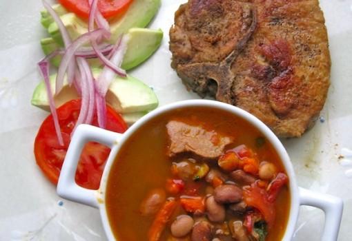 "<span class=""p-name"">Colombian-Style Pork Chops (Chuletas de Cerdo)</span>"