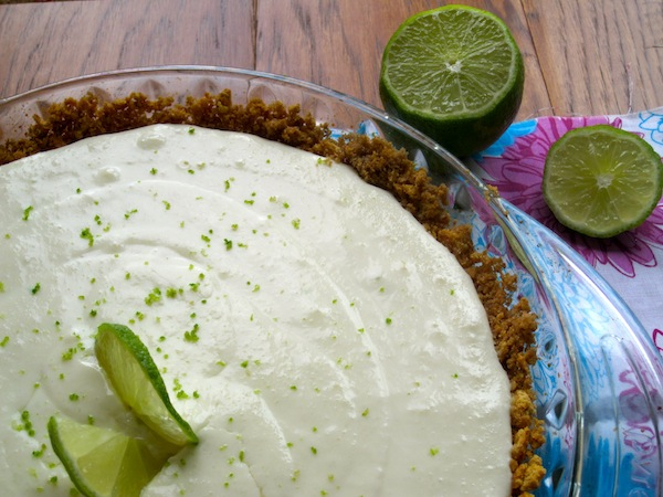 Simple Lime Pie