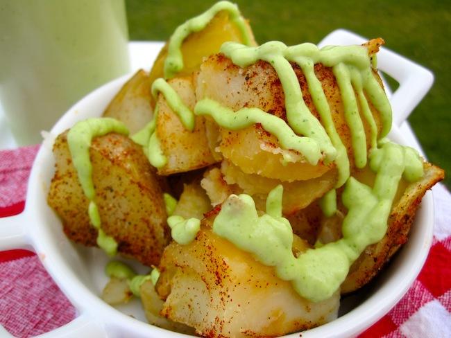 potatoes w avoc