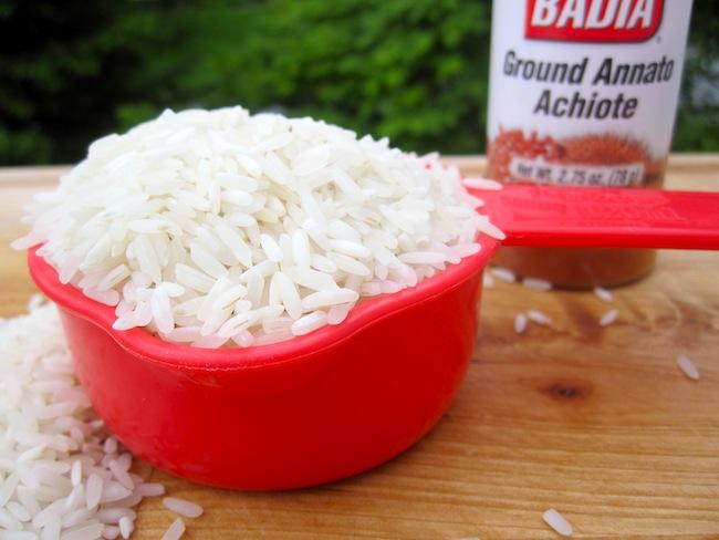 Arroz Amarillo (Yellow Rice) | My Colombian Recipes