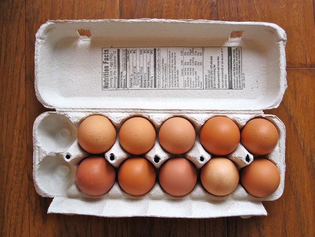 Huevos or Eggs