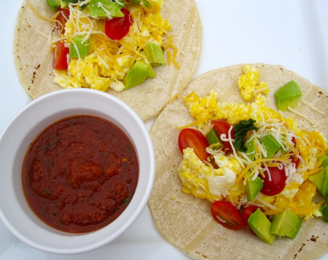 Tacos for Breakfast