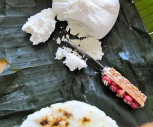 Quesito Colombiano (Colombian Fresh Cheese)|mycolombianrecipes.com