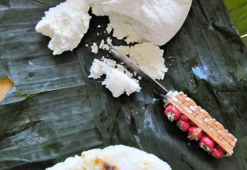 Quesito Colombiano (Colombian Fresh Cheese)|mycolombianrecipes.com