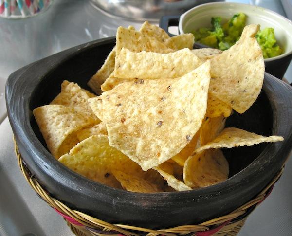 Chips w: Guacamole
