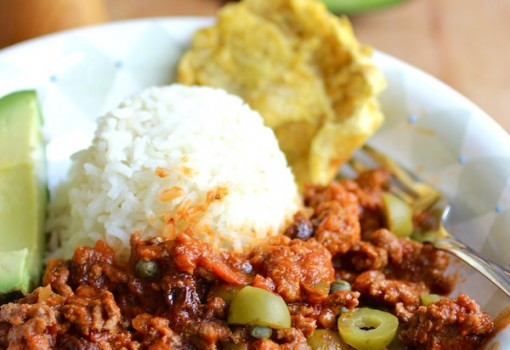 "<span class=""p-name"">Picadillo Cubano (Cuban Ground Beef Dish)</span>"