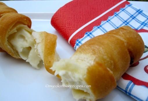 Palitos o Deditos de Queso (Cheese Sticks)