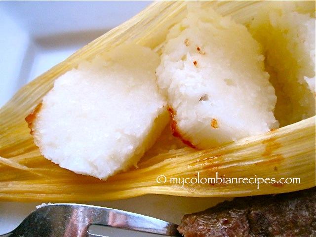 Colombian Bollo Limpio