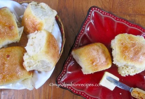 Mojicones o Pan Mojicón (Colombian Sweet Rolls) |mycolombianrecipes.com