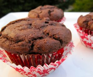 Banana-Chocolate Muffins