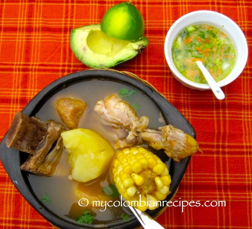 Sancocho Costeño (Atlantic Coast Sancocho)