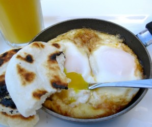 San Andres Eggs W Honey