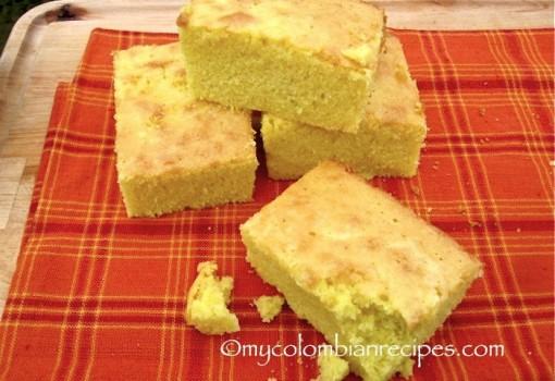 Receta de Mantecada|mycolombianrecipes.com