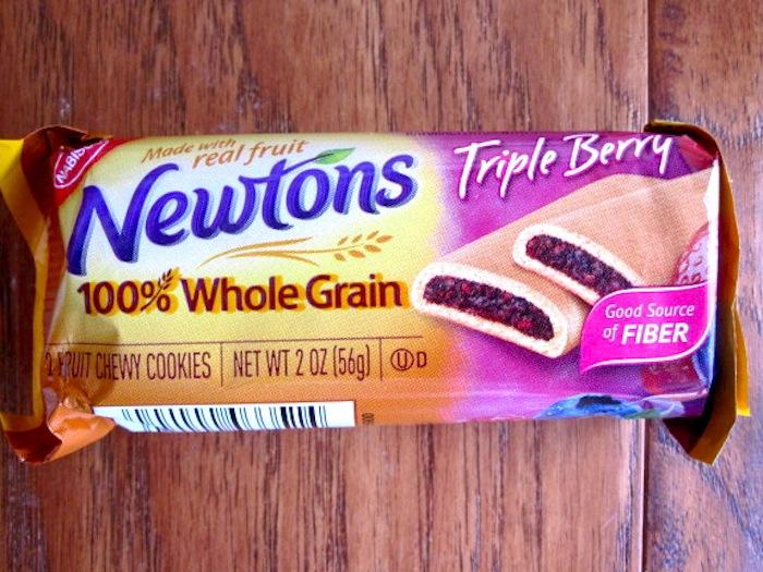 Newtons Cookies