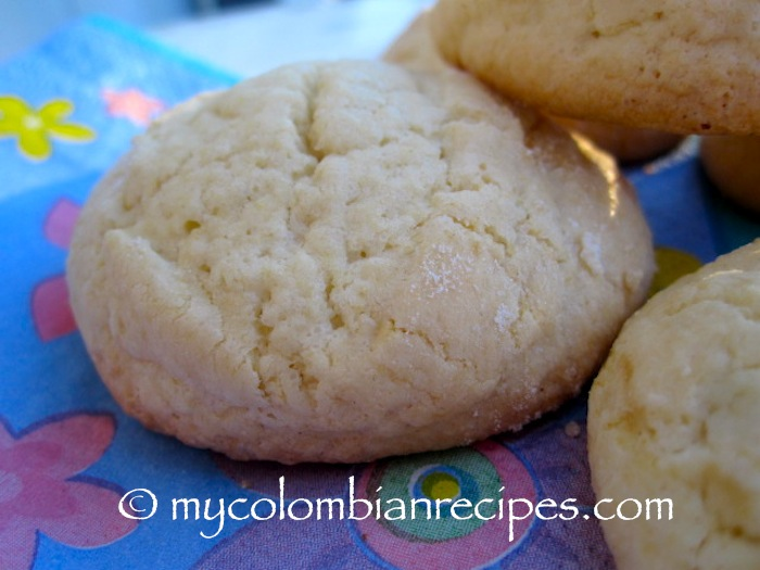 Panderos (Colombian Yuca Starch Cookies)