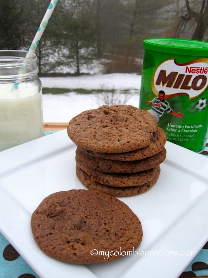 Galletas de Milo (Milo Cookies)