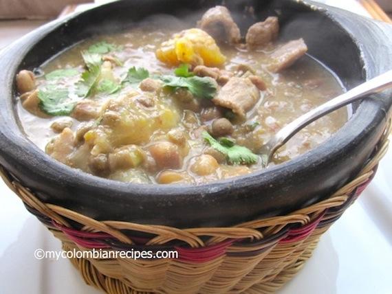 Sancocho o Sopa de Guandu